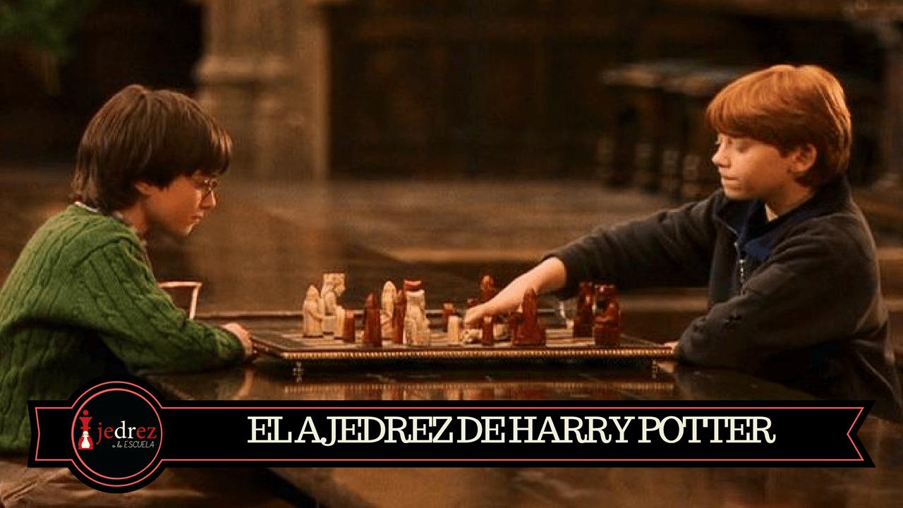 Ajedrez y Cine: Harry Potter y la Piedra Filosofal