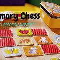 memoria ajedrez infantil