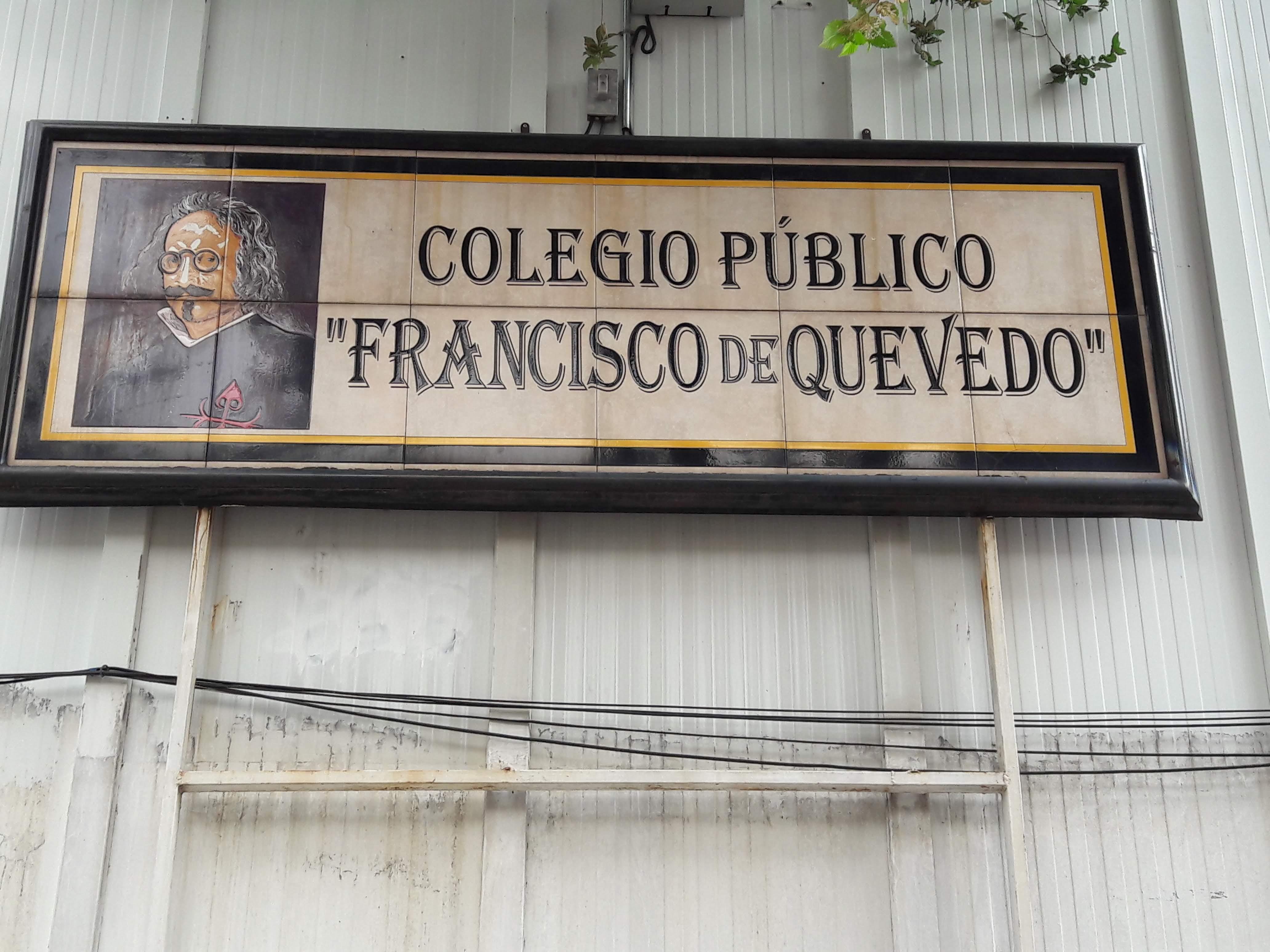 Colegio Público Francisco de Quevedo